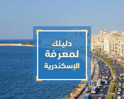 دليلك الشامل عن الإسكندرية