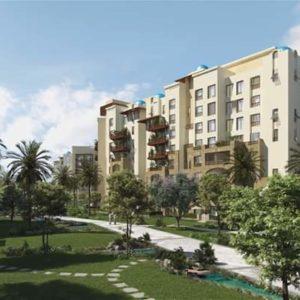 شقة للبيع 156 متر بكمبوند اناكاجى العاصمة الادارية